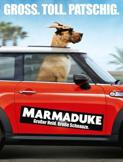 Просмотр фильма Мармадюк / Marmaduke. Фильм Я тоже цветочек смотреть беспл